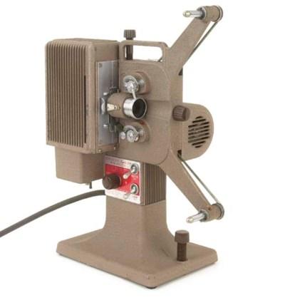 Model 601 ciné sound projector