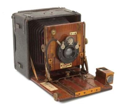 Sanderson hand camera no. 6346
