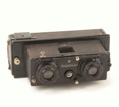 Stereophotoskop camera