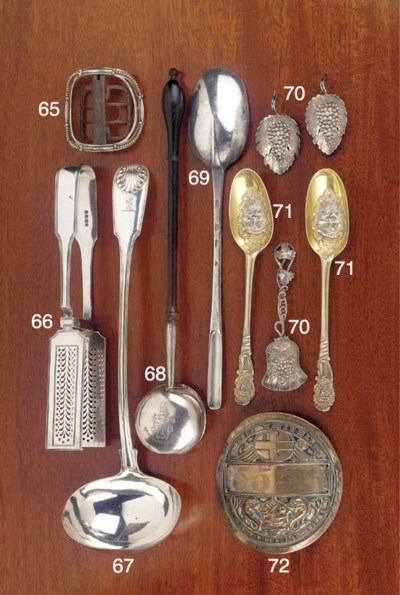 A Set of Six George III Parcel
