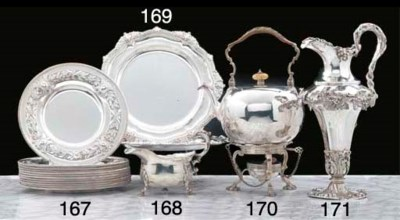 A Victorian Silver Sauce Boat