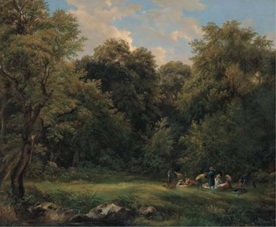 Attributed to Ludwig Richter (