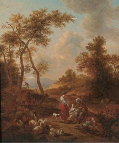 Manner of Nicolaes Berchem