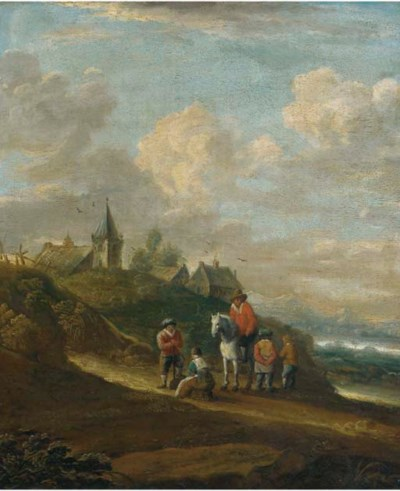 Follower of Pieter de Molijn