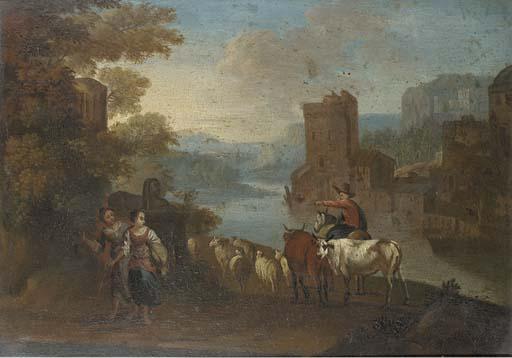 Follower of Hendrik Frans van