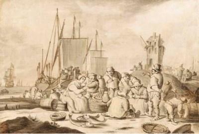 Attributed to Cornelis Boumees