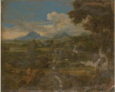 Attributed to Johannes Glauber