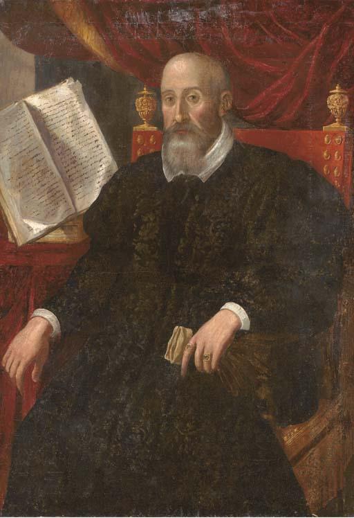 Follower of Domenico Tintorett