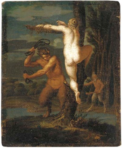 After Agostino Carracci