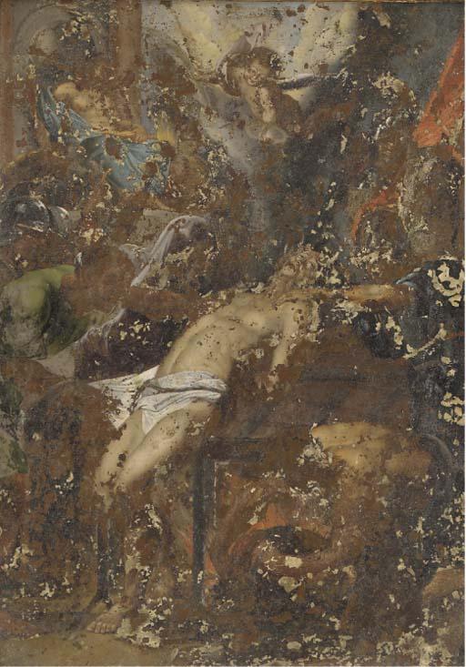 Follower of Ludovico Carracci