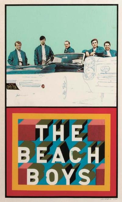 The Beach Boys/Peter Blake