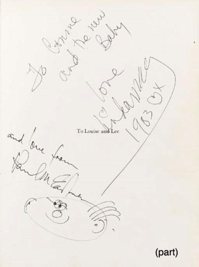 Paul And Linda McCartney, Ring