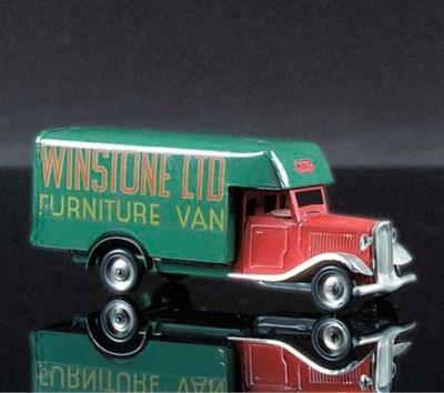 A New Zealand Minic 'Winstone