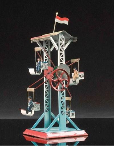Doll Ferris Wheel or Russian K