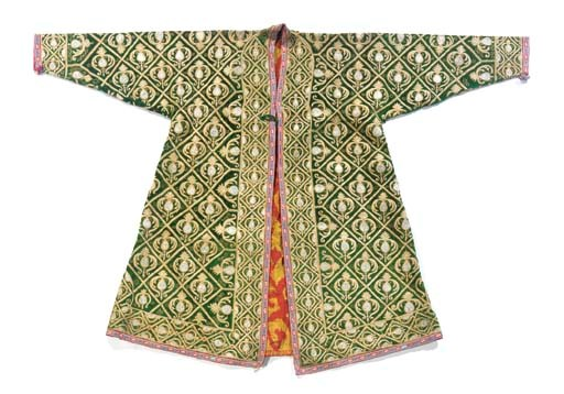 A magnificent priest's robe of
