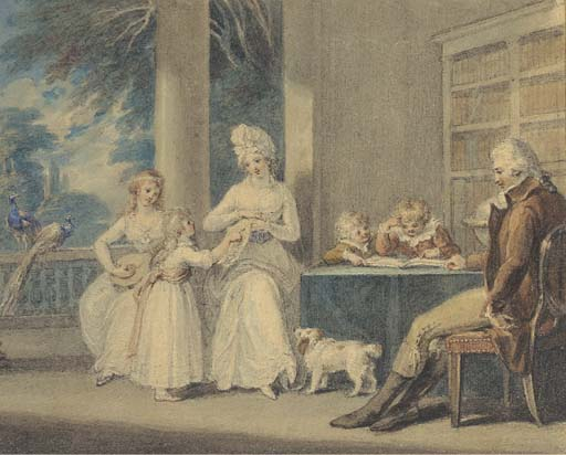 William Hamilton, R.A. (1751-1