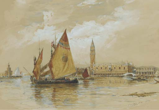 Thomas Bush Hardy (1842-1894)