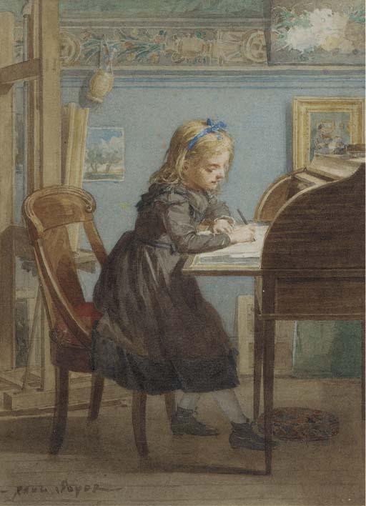 Paul Constant Soyer (1823-1903