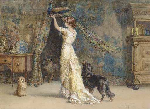 Percy Macquoid (1852-1925)