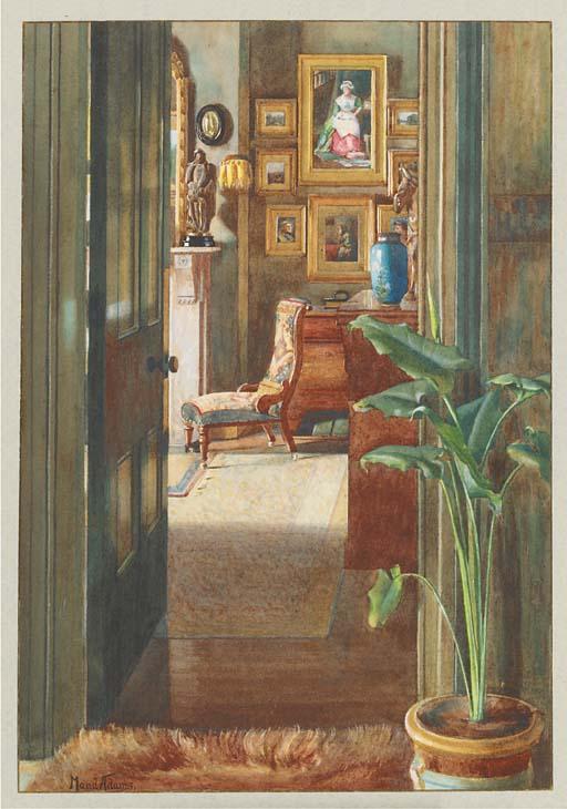 Maud Adams (fl. 1890-1910)