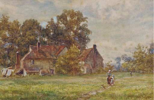 Henry Clifford Warren (d.1885)