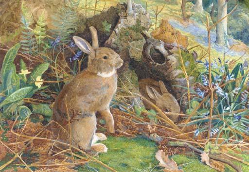 William Henry Millais (1828-18