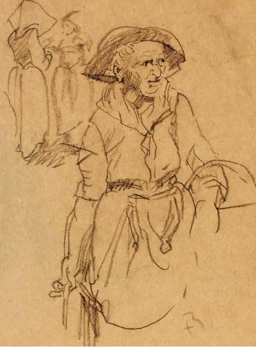 Sir Frank Brangwyn, R.A. (1867