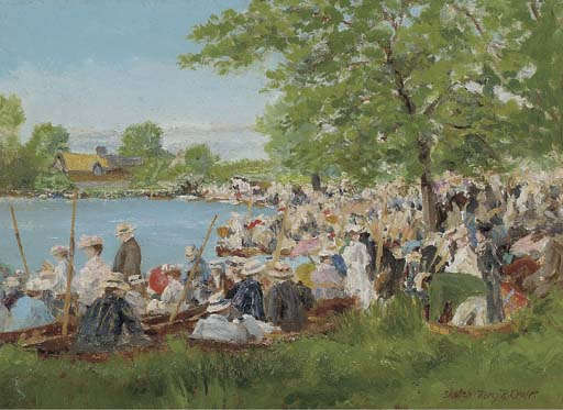 Percy Robert Craft (1856-1934)