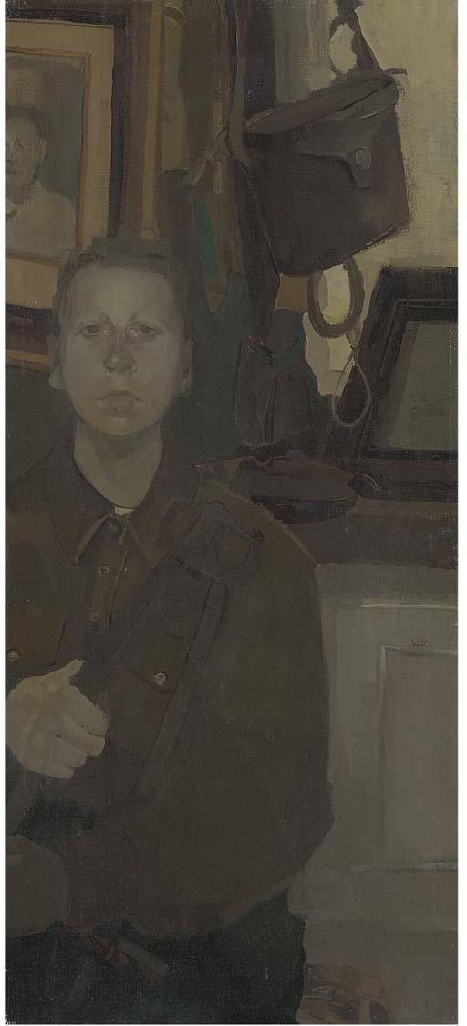 Alison Watt (b.1965)