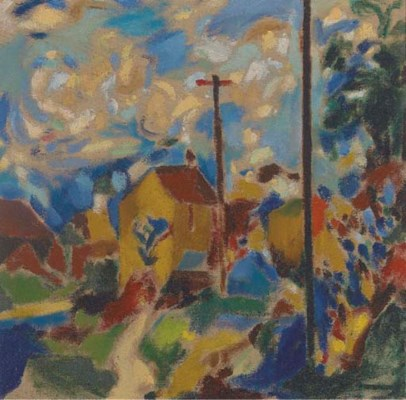 Philip Sutton, R.A. (B.1928)