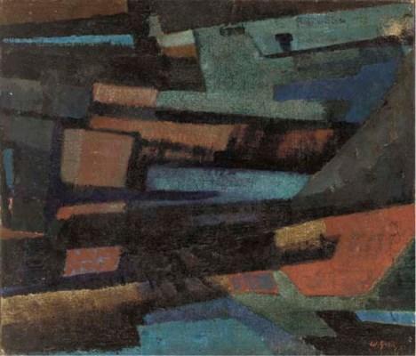 William Gear (1915-1997)