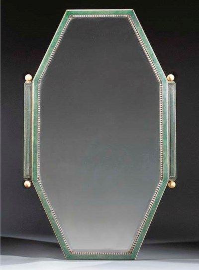 A large shagreen, ivory and si