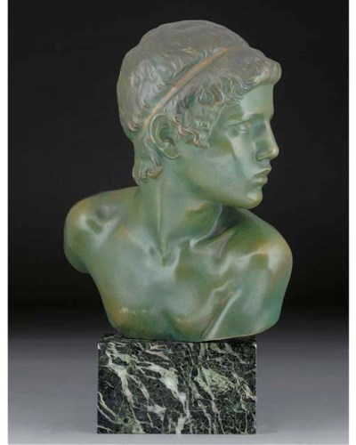 'The Achilles Child' a green p