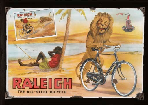 Raleigh, The All-Steel Bicycle