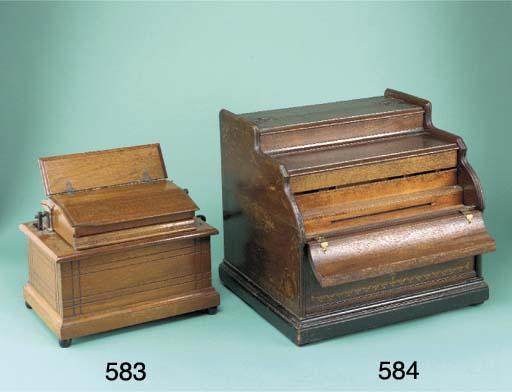A twenty-note Celestina organette