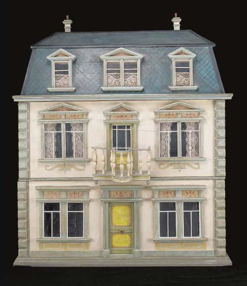 A Christian Hacker dolls' house