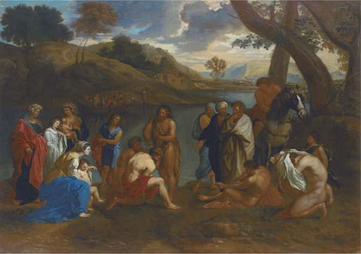 Follower of Tiziano Vecellio,