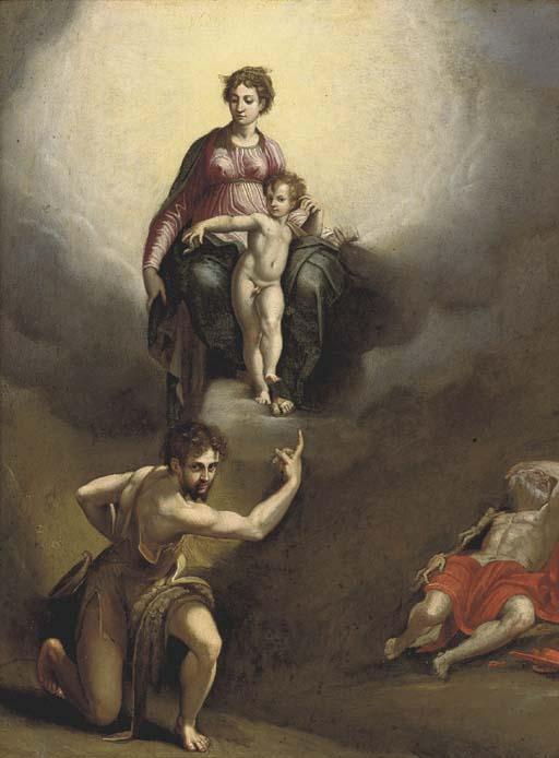 Follower of Girolamo Francesco