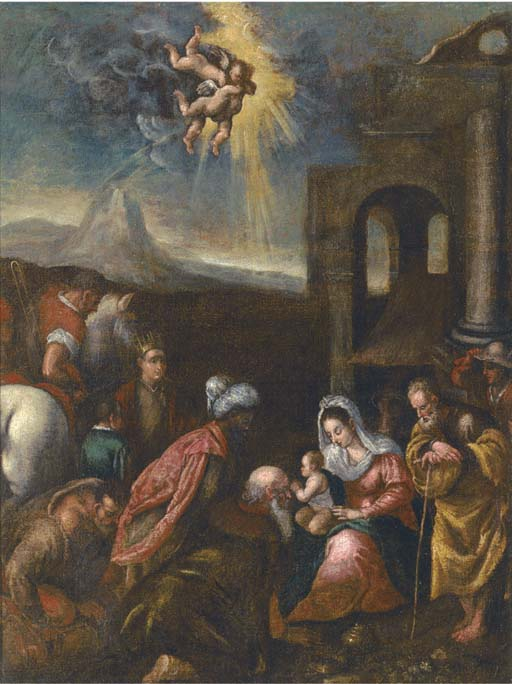 After Jacopo da Ponte, called