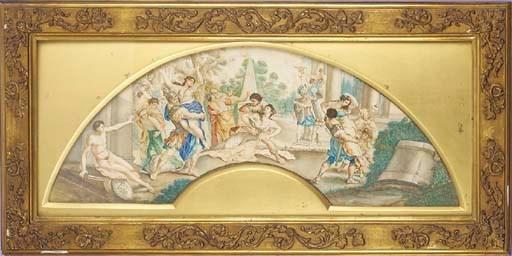 The Rape of the Sabine Women,