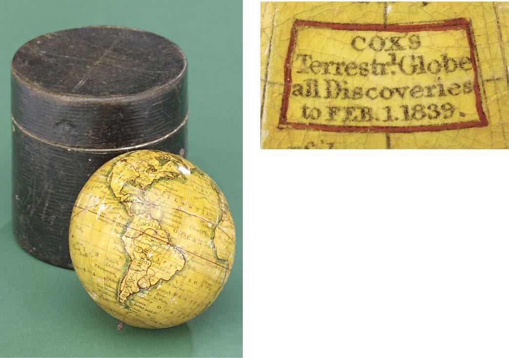 A 2¾-inch diameter miniature t