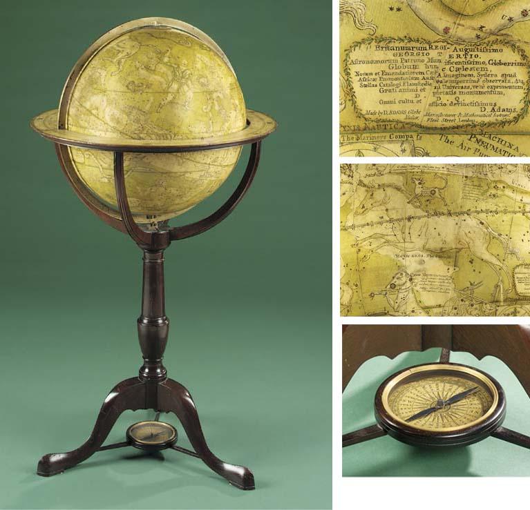 A rare late 18th-Century 18-in