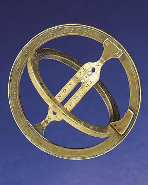 An 18th-Century English brass
