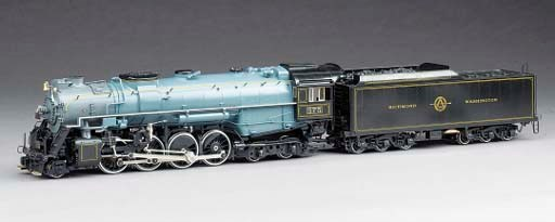 An extremely fine Gauge 1 two