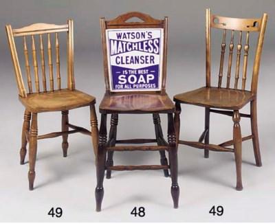 A BIRCH (WATSON'S SOAP) ADVERT