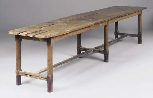 A LARGE ENGLISH OR WELSH OAK S