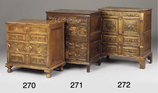 An English cedar chest of draw