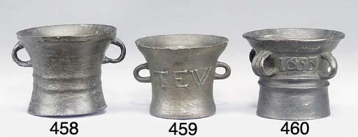 A Commonwealth bronze mortar