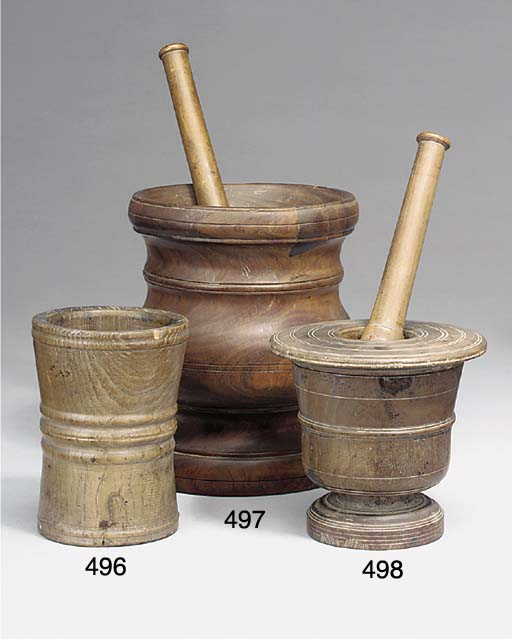 An English ash mortar