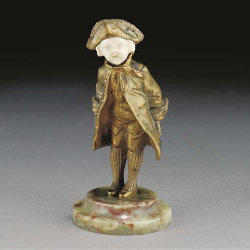 'Little Marquis' a gilt and co